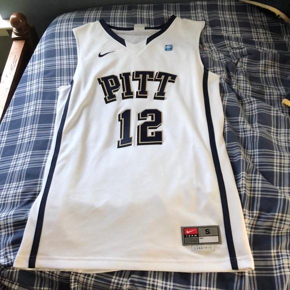 1f815e1a Nike Shirts | Pittsburgh Panthers College Basketball Jersey | Poshmark